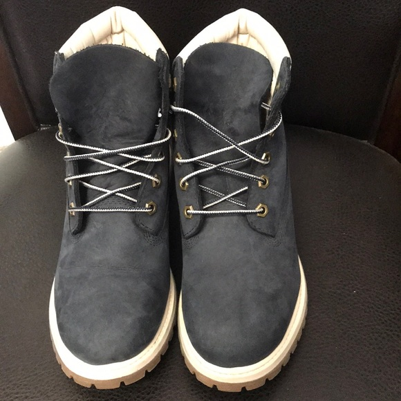 Timberland Shoes | Navy Blue And White